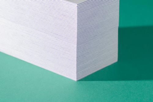 Paul Dieter Letterpress - Visitenkarten - Multiloft / Metapaper - extrarough