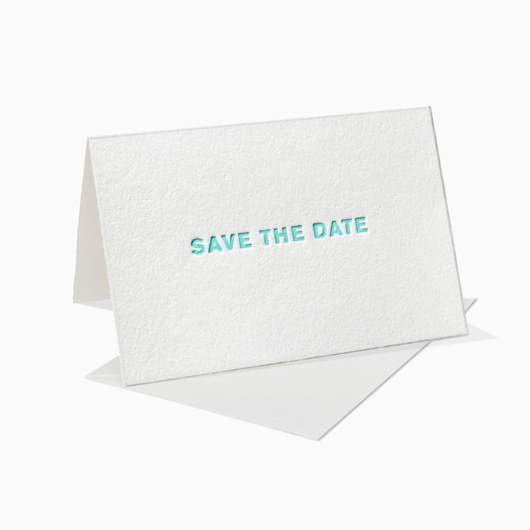 Letterpress Grußkarten / Klappkarte / Save the Date / STD / UAWG / RVSP / Einladung / Hochzeit / Party / Feier