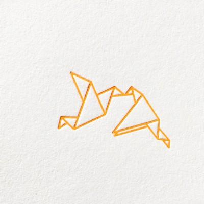 paul-dieter-letterpress_grusskarten_klappkarten_GK00003_origami_neon_voegel_küssen_liebe_zoom