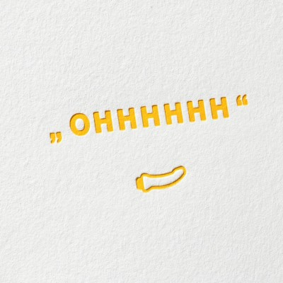 paul-dieter-letterpress_grusskarten_klappkarten_GK00030-2_oooooh_überraschung_dildo_vibrator_lustig_fun_zoom